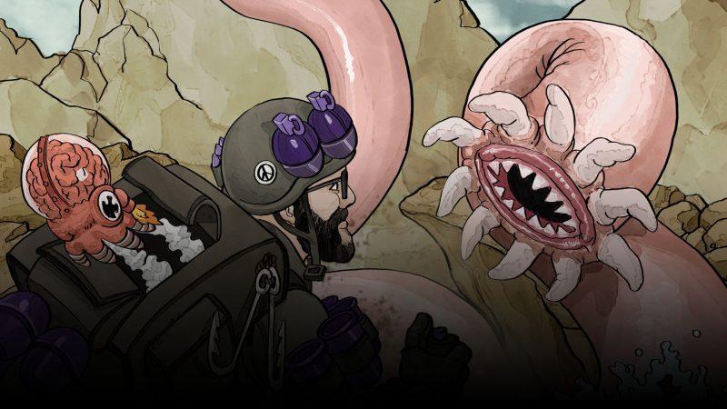 Episode 9 der Immun-Saga