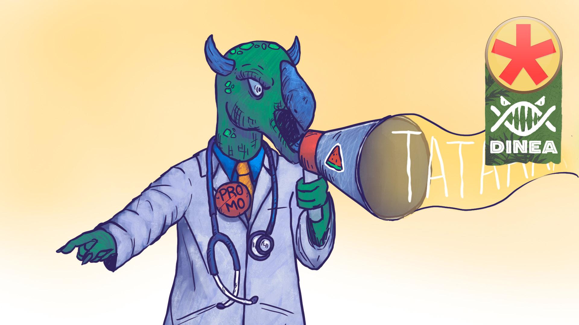 Transkription Biologie Medizin lernen mit den Eselsbrücken von Meditricks.de