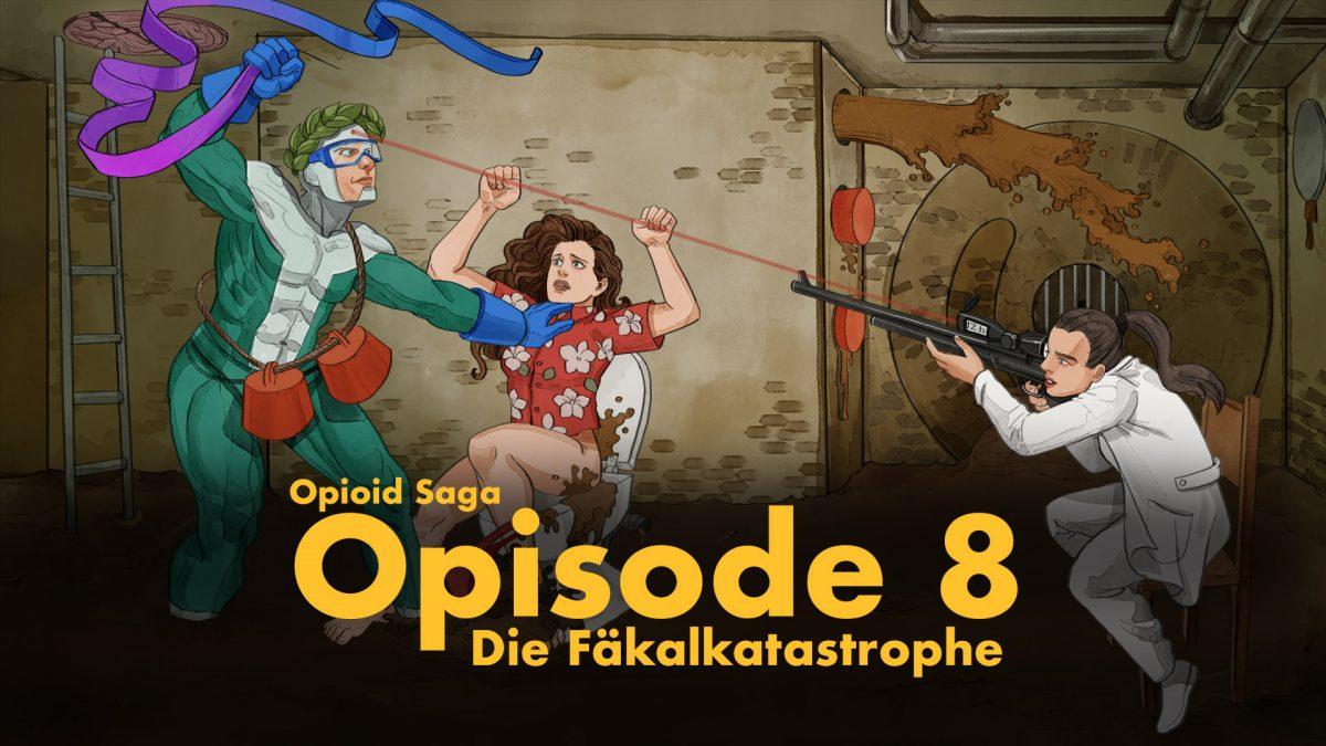 Opioide 8: Loperamid lernen mit den Eselsbrücken von Meditricks.de